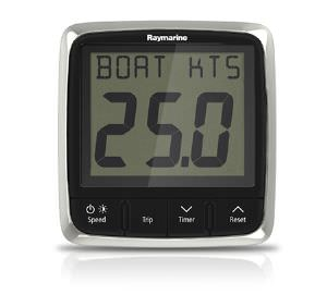 Raymarine i50 Digital Speed Display (click for enlarged image)