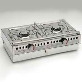 COOKMATE 3100 DOUBLE BURNER
