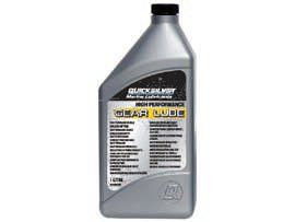 Quicksilver HI-PER Mercruiser Sterndrive Gear Oil 1.13 ltr Bottle